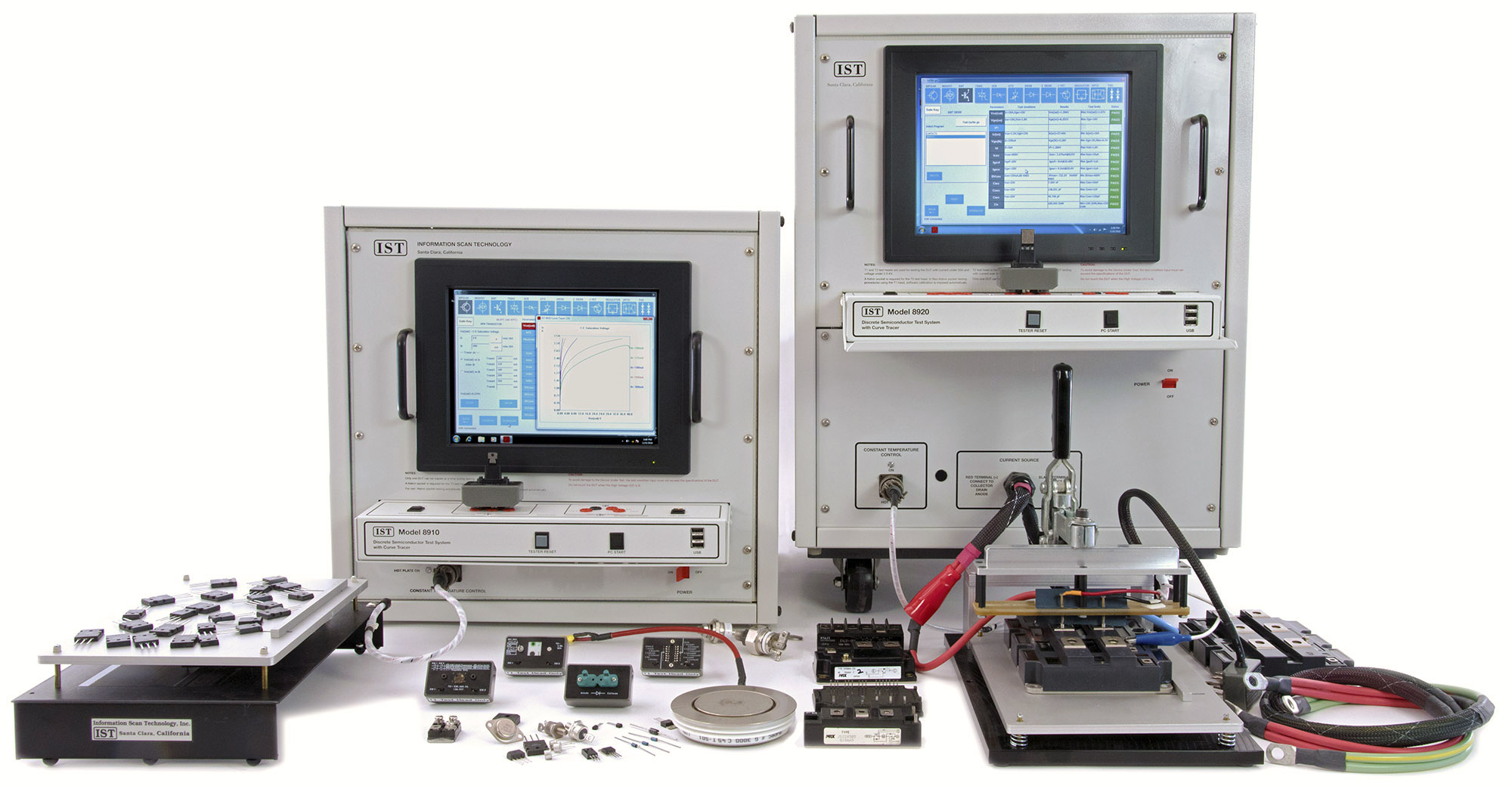 Ate Semiconductor Testing : Ist high powered semiconductor tester information